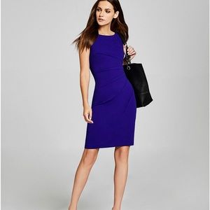 Calvin Klein Stretch Sheath Dress, size 6
